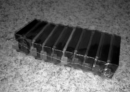 Restposten - Ersatzkissen 6/4911 für Trodat Printy 4911 schwarz