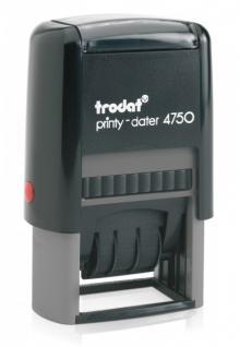 Trodat Printy 4750 Eingangstempel (TT.MMM.JJ)