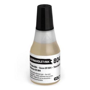 Colop UV-Stempelfarbe 804 25ml / Schwarzlichtfarbe