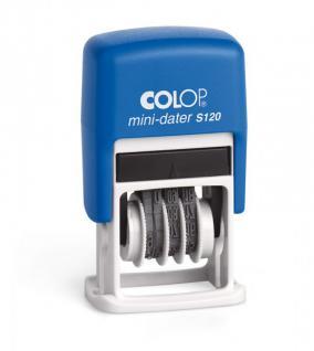 Colop Mini-Dater S 120 SD (TT.MM.JJ) - Datumstempel