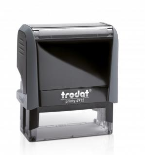 Trodat Printy 4912 48x18 mm max. 5 Zeilen incl. Textplattengutschein