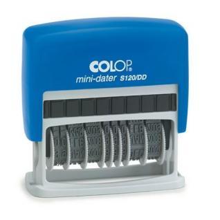 Colop Mini Dater S 120/DD Doppel-Datumstempel