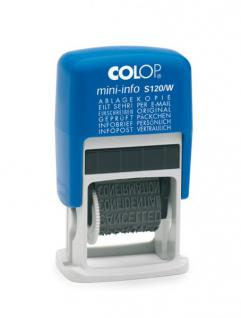 Colop Printer s 120 / W (Wortbandstempel)