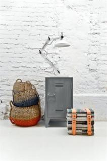 Design Tischleuchte, Tischlampe, Farbe weiss mit verstellbaren Arm - Vorschau 3