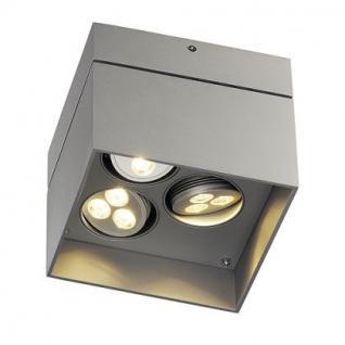 LED Deckenleuchte Stahl/ Aluminium - Vorschau 2
