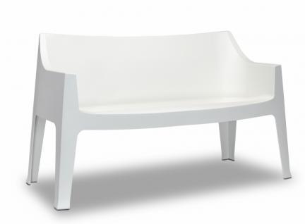 Design Sofa Kunststoff leinen Outdoor geeignet