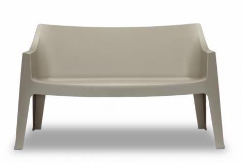 Design Bank Kunststoff taipe Outdoor geeignet