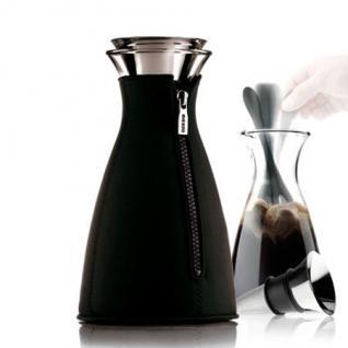 Kaffeezubereiter + Neoprenanzug schwarz 0, 6 L
