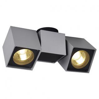 Deckenleuchte/ Strahler Aluminium, Stahl - Vorschau 1