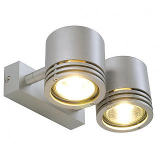 Deckenleuchte/ Strahler Aluminium - Vorschau