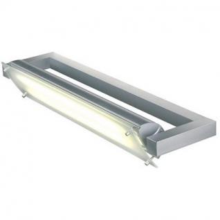 Wandleuchte Aluminium/ Glas - Vorschau 1