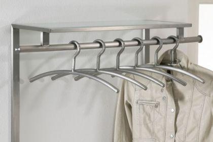 Kleiderbügel aus Edelstahl - Vorschau 2
