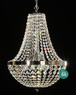 Kronleuchter Royal mit Swarovski Kristallen