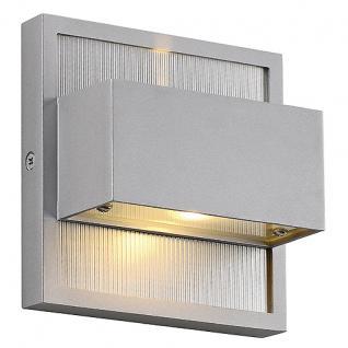 LED Wandleuchte Aluminium - Vorschau 2
