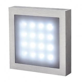 LED Wandleuchte Aluminium - Vorschau