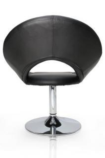 Design Sessel modern in schwarz - Vorschau 3