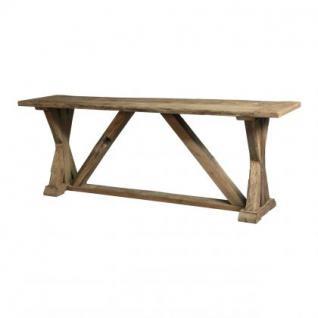Anrichte, Sideboard im Landhausstil aus Massivholz, alte Eiche