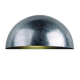 Wandleuchte Metall verzinkt PVC Outdoor 15 Jahre Anti-Rost-Garantie schlagfestes Material Energiesparer - Vorschau 2