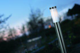 Stehleuchte Metall PVC rostfreier Edelstah Outdoor - Vorschau 1