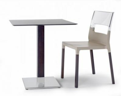 Design Tisch Holz wenge Buche Satin modern - Vorschau 3