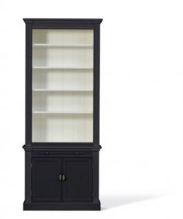 Bücherschrank im Landhausstil in vier Farben und drei Größen - Vorschau 2