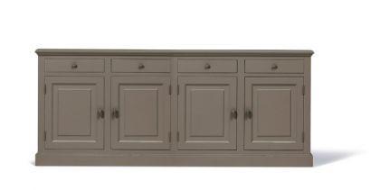 Klassische Anrichte, Sideboard im Landhausstil in vier Farben und drei Größen - Vorschau 3