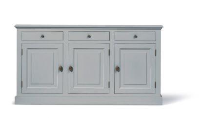 Klassische Anrichte, Sideboard im Landhausstil in vier Farben - Vorschau 1