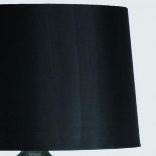 Moderne Stehleuchte mit einem schwarzen Lampenschirm, 154 cm Höhe - Vorschau 2