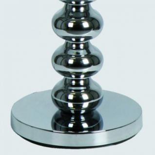 Moderne Stehleuchte mit einem schwarzen Lampenschirm, 154 cm Höhe - Vorschau 4