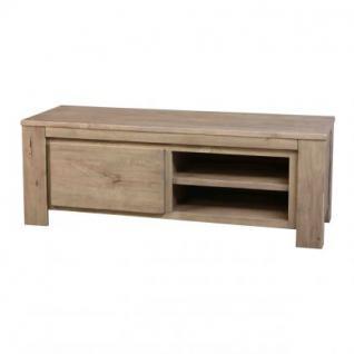 Esstisch, Tisch im Landhausstil aus massive Eiche, Länge 200 cm, Möbel für den Innenbereich - Vorschau 3