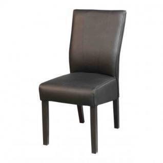 Stuhl im Landhausstil in sechs Farben - Vorschau