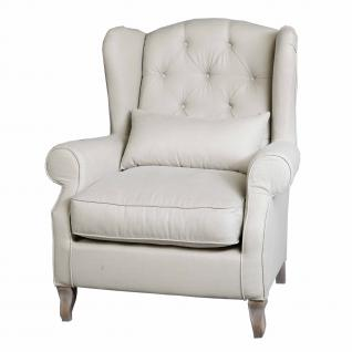 Sessel im Landhausstil in funf Farben - Vorschau 5