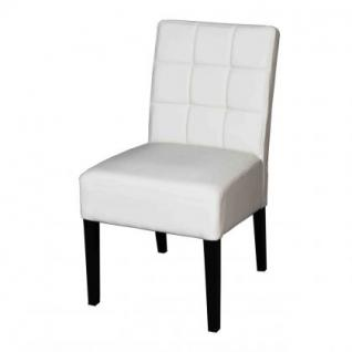 Stuhl gepolstert im Landhausstil in fünf Farben - Vorschau