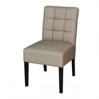 Stuhl gepolstert im Landhausstil in fünf Farben