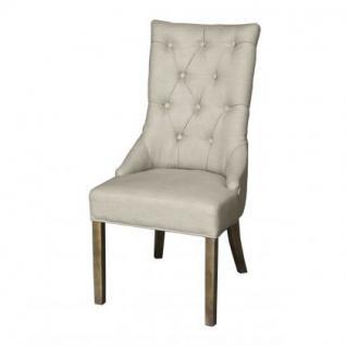 Stuhl im Landhausstil, gepolstert in vier Farben - Vorschau 1