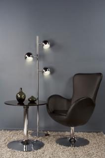 Design Sessel in schwarz - Vorschau 4