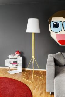 Design-Stehleuchte, moderne Stehlampe in sechs verschiedenen Farben - Vorschau 2