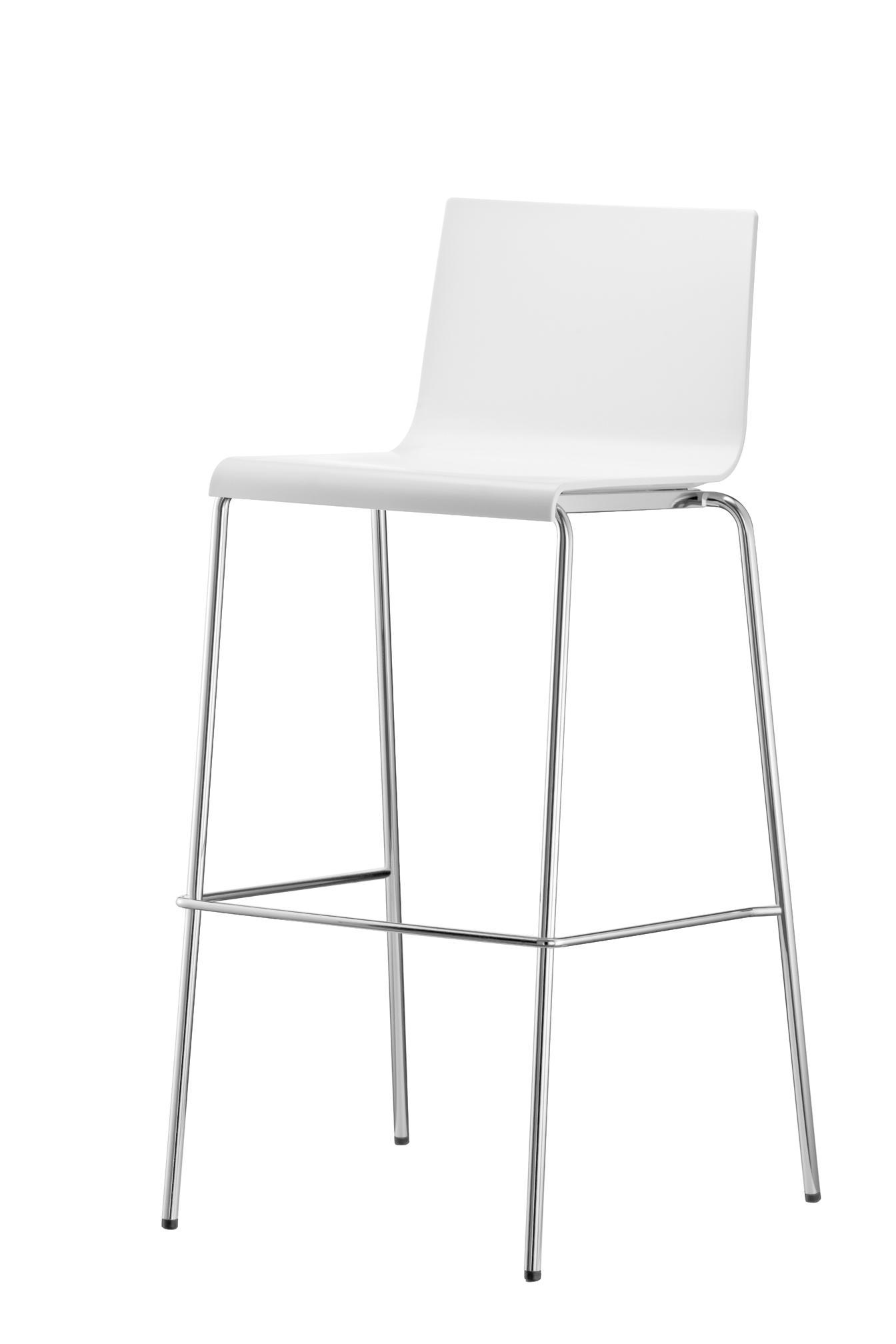 design barhocker farbe weiss und elfenbein sitzh he 65. Black Bedroom Furniture Sets. Home Design Ideas