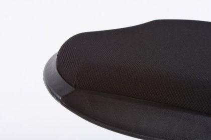 Design Barhocker in schwarz flexibler Sockel - Vorschau 2