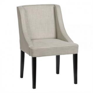 Klassischer Stuhl gepolstert in sieben Farben - Vorschau