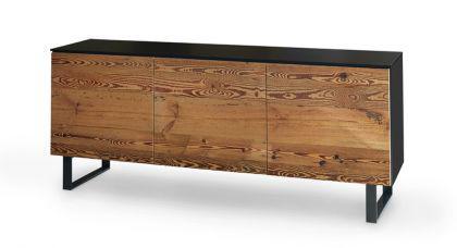 Sideboard, moderne Kommode in zwei Farben, Breite 180 cm