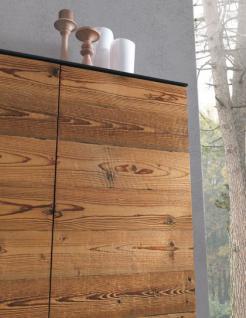 Highboard, Schrank in zwei Farben, Höhe 118 cm - Vorschau 3