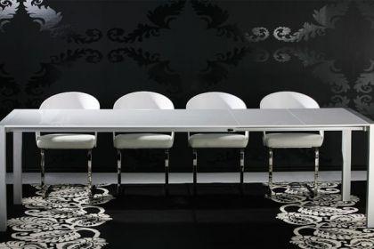 Design konferenztisch, modern, Aluminium, Länge verstellbar. - Vorschau 5