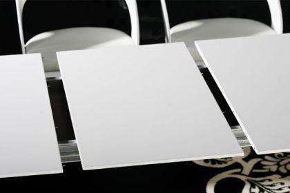 Design konferenztisch, modern, Aluminium, Länge verstellbar. - Vorschau 2