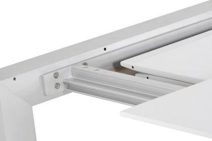 Design konferenztisch, modern, Aluminium, Länge verstellbar. - Vorschau 4