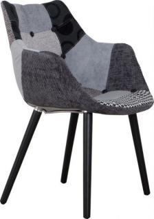 Design Stuhl mit Armlehne - Vorschau 1