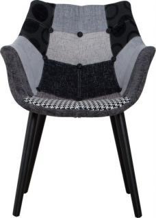 Design Stuhl mit Armlehne - Vorschau 2