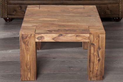 couchtisch aus massivholz beistelltisch in naturfarbe 60 x 60 cm kaufen bei richhomeshop. Black Bedroom Furniture Sets. Home Design Ideas