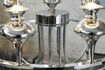 Kronleuchter, 9-flammig, Durchmesser 75 cm - Vorschau 2