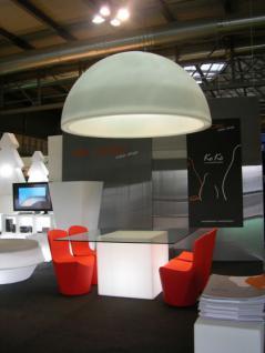 Design Pendelleuchte in Weiß, Cupole - Vorschau 2